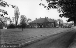 Huntington, Bungalow Hospital c.1965