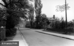 Huntington, New Lane c.1965