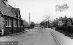 Huntington, North Moor Road c.1965
