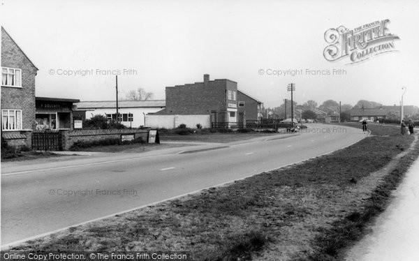 Photo of Huntington, North Moor Road c.1965