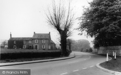 Huntington, Old Vicarage, Cross Roads c.1965