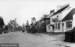 Huntington, The Blacksmiths Arms, Main Road c.1965