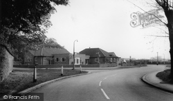 Huntington, Working Men's Club, Cross Roads c.1965