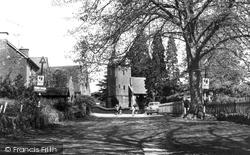 Huntley, Church Of St John The Baptist c.1955