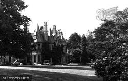 Huntley, Huntley Manor c.1955