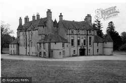 Huntly, Leith Hall 1961