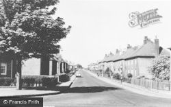Hurlford, Blair Avenue c.1955