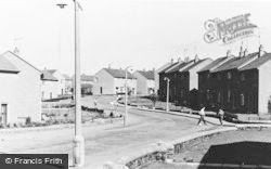 Hurlford, Kerrmuir Avenue c.1955
