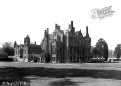 Hurn, Hurn Court c.1945
