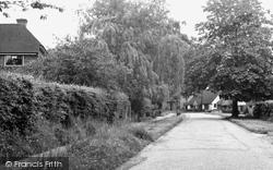 Church Way c.1955, Hurst Green