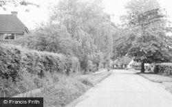 Church Way c.1965, Hurst Green