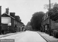 London Road c.1955, Hurst Green