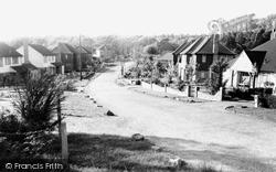 Oast Road c.1965, Hurst Green