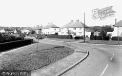 Pollard Oak Crescent c.1965, Hurst Green