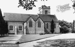 St John's Church c.1960, Hurst Green