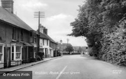 Station Road c.1955, Hurst Green