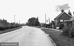 Swiftsden Road c.1965, Hurst Green