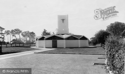 The Catholic Church Of Our Lady c.1965, Hurst Green