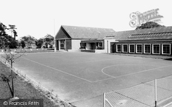 Wolfs Wood School c.1965, Hurst Green
