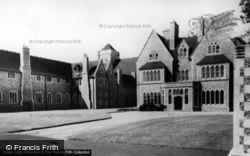 Hurstpierpoint, College c.1960