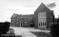 Hurstpierpoint, College Extension c.1955