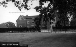 Hurstpierpoint, College Extension c.1960