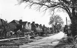 Hurstpierpoint, College Road 1964