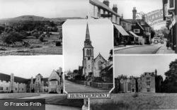 Hurstpierpoint, Composite c.1960