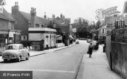 Hurstpierpoint, High Street c.1960