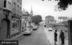 Hurstpierpoint, High Street c.1965