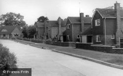 Hurstpierpoint, Highfield Drive c.1960