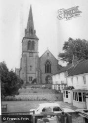 Hurstpierpoint, Holy Trinity Church c.1965