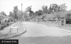 Hurstpierpoint, Lynton Close c.1960