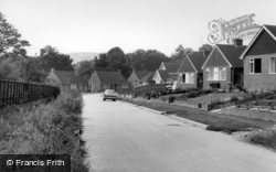 Hurstpierpoint, Spinney Close c.1960