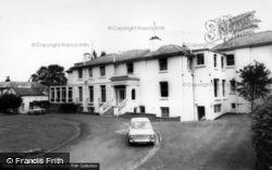 Hurstpierpoint, St George's Home c.1965