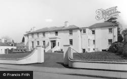 Hurstpierpoint, St George's House c.1955