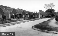 Hurstpierpoint, St George's Place c.1960