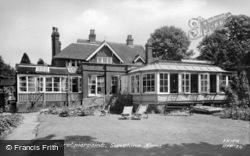 Hurstpierpoint, Sunshine Home c.1955