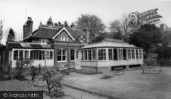 Hurstpierpoint, Torch House c.1960