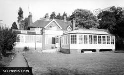 Hurstpierpoint, Torch House c.1965