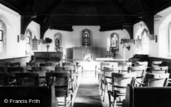 Hurstpierpoint, Torch House Chapel c.1965