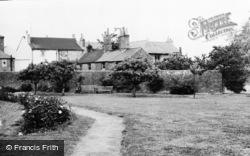 Hurstpierpoint, Village Centre c.1960