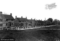 Husthwaite, East View c.1955