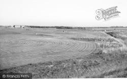 Huttoft Bank, The Golf Course c.1960, Huttoft