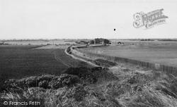 Huttoft Bank, The Golf Links c.1955, Huttoft