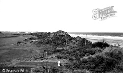 Huttoft Bank, The Sand Dunes c.1955, Huttoft