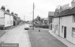 Low Green c.1960, Hutton Cranswick