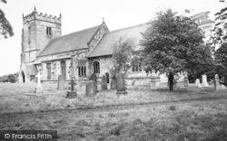 The Church c.1960, Hutton Cranswick