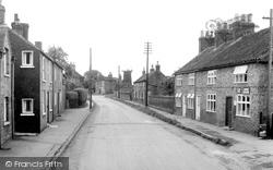 The Village c.1960, Hutton Cranswick