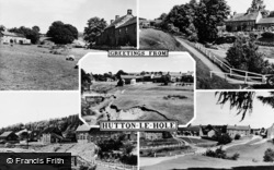 Hutton-Le-Hole, Composite c.1960
